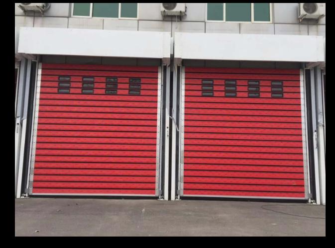 Khái niệm, đặc điểm, công dụng của cửa cuốn nhanh TPD 5000
