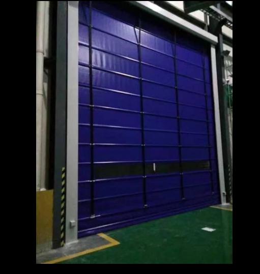 Khái niệm và công dụng, đặc điểm cửa cuốn nhanh TPD 6000