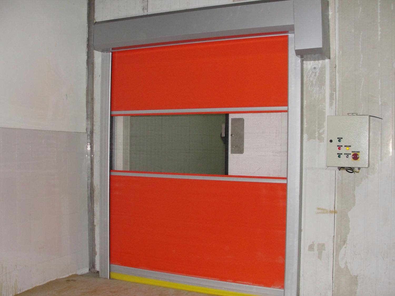 Lắp đặt cửa cuốn kho lạnh: Loại cửa nào tốt nhất hiện nay?