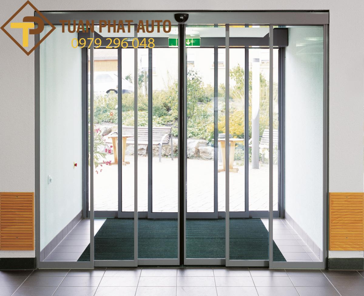 Cửa tự động - Cơ chế bảo hành tại Tuấn Phát - Uy tín - Tận tâm - Chuyên nghiệp
