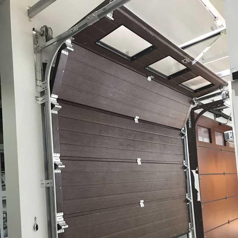cửa trượt trần