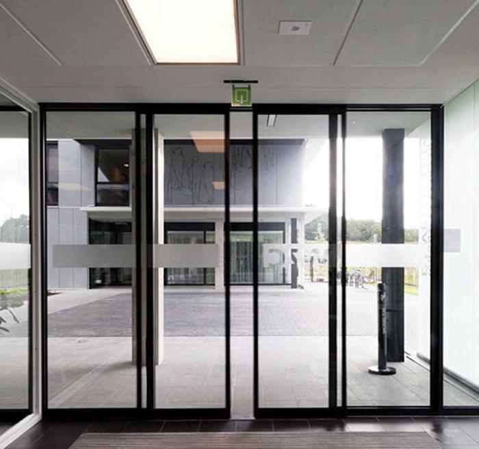 Báo giá lắp đặt cửa tự động tại HCM